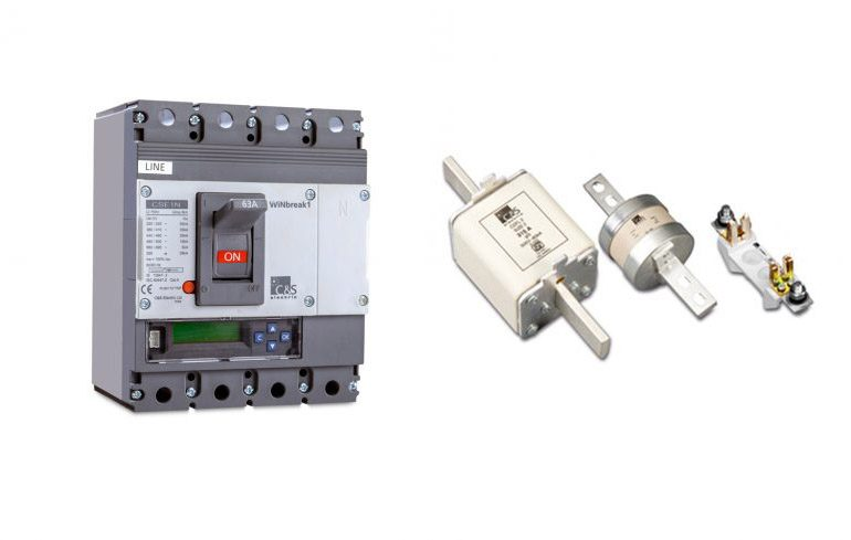 Circuit Breaker vs Fuse : Difference Between Fuse and Circuit Breaker