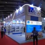 C&S Electric Participated in Elecrama 2016