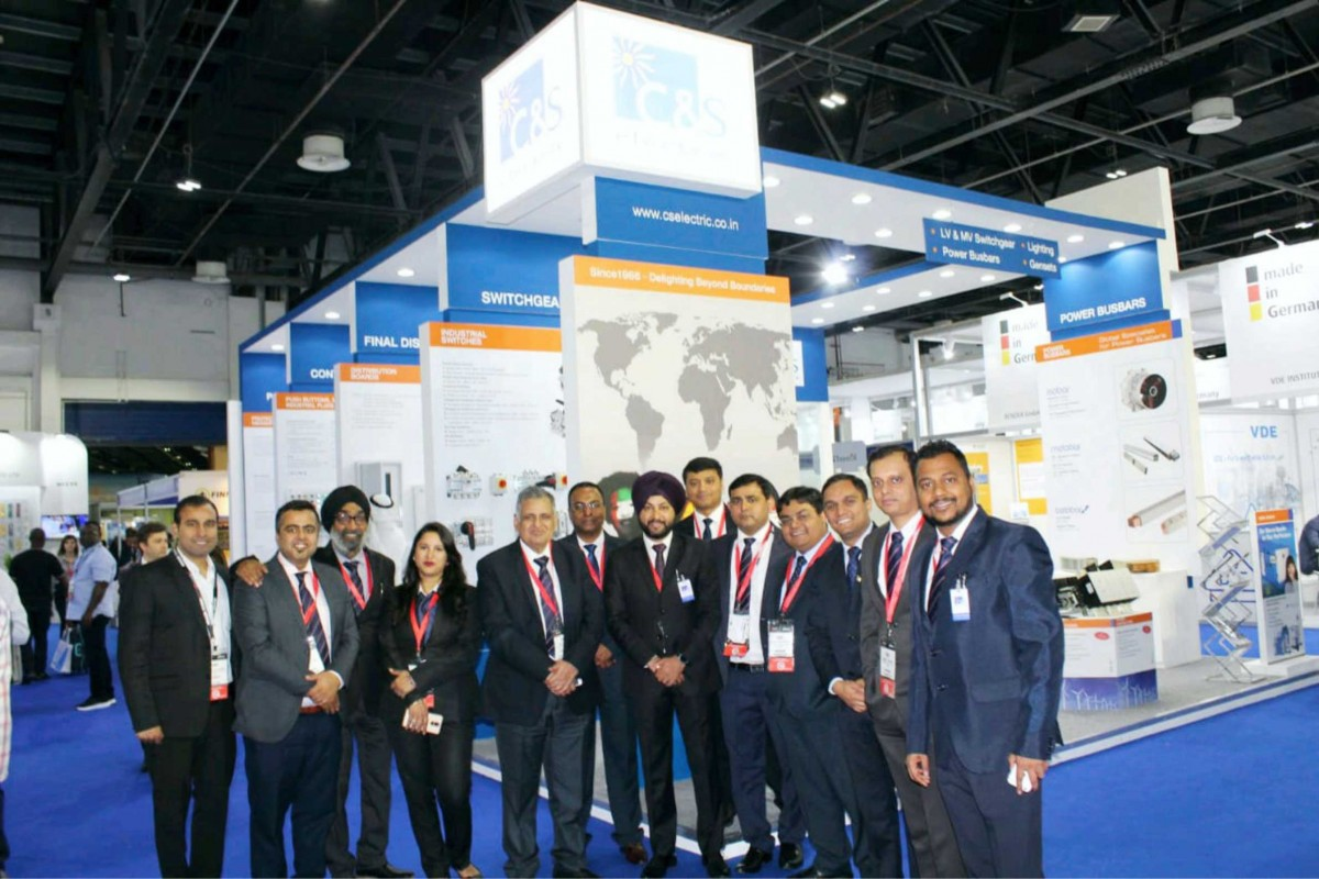 Middle East Electricity Exhibition in Dubai
