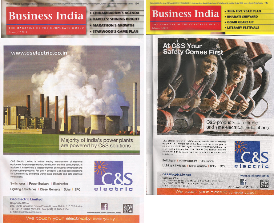 C&S-started-its-marketing-campaign-in-Business-Magazines