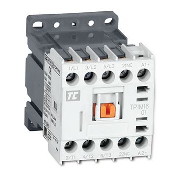 3 pole mini contactors with built in auxiliary contact \u2013 c\u0026s electric 3-Way Switch Light Wiring Diagram