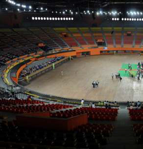 Sirifort Indoor Stadium