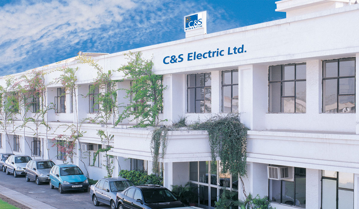 Manufacturing Plants – C&S Electric