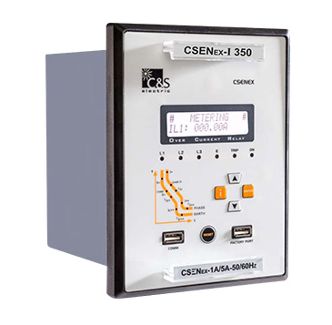 Feeder Protection Relay with Disturbance Recording – C&S