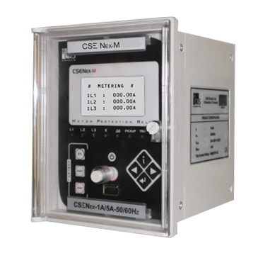 Numerical Motor Current Protection Relay - C&S Electric