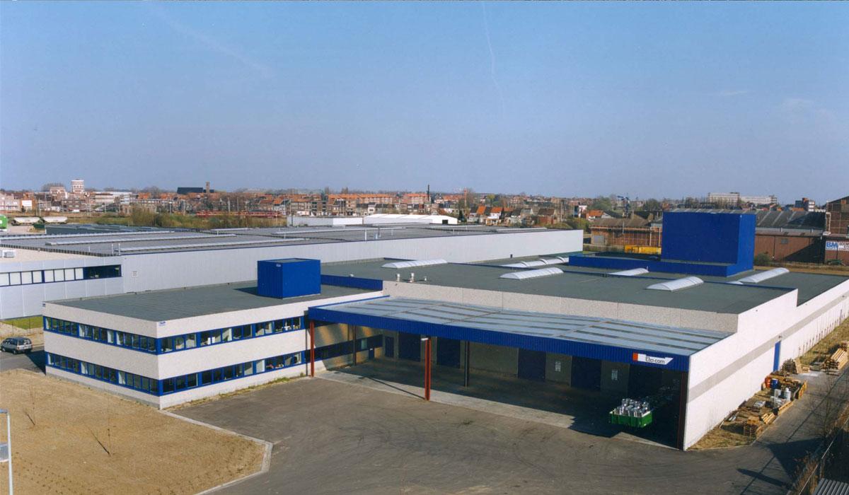 Etacom Plant Belgium