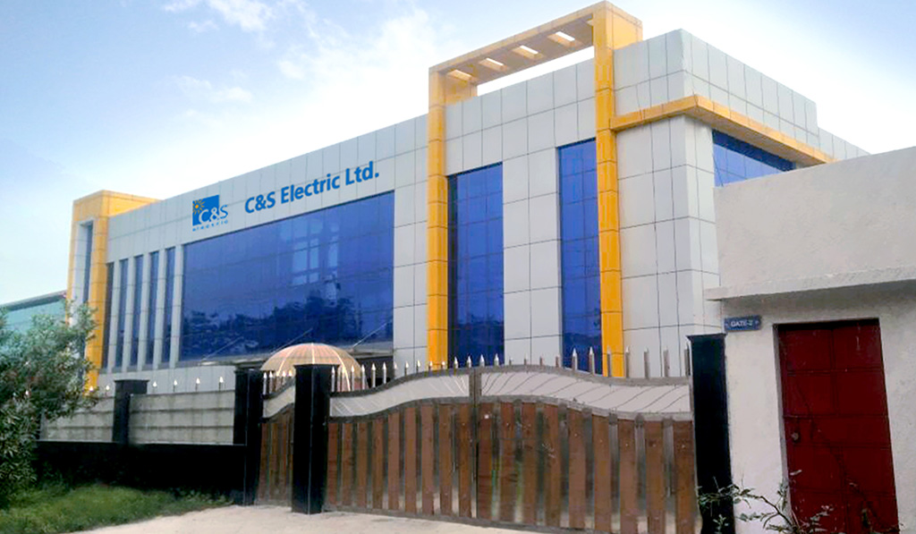 Manufacturing Plants C Amp S Electric