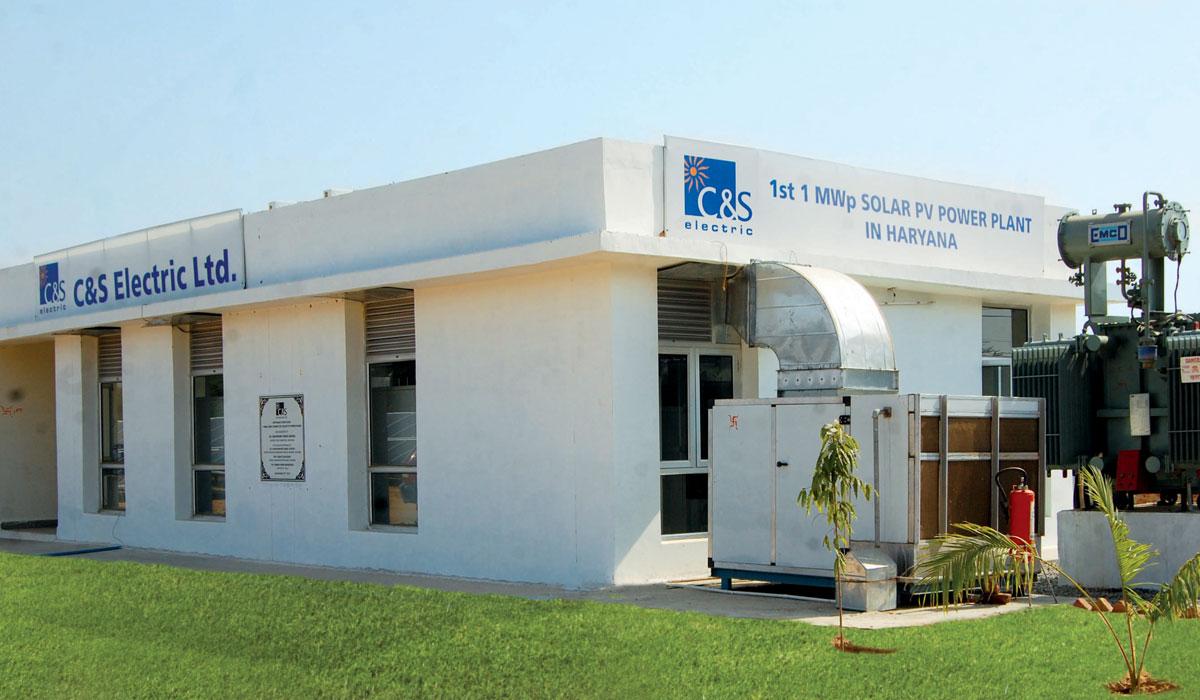 Solar Plant Haryana