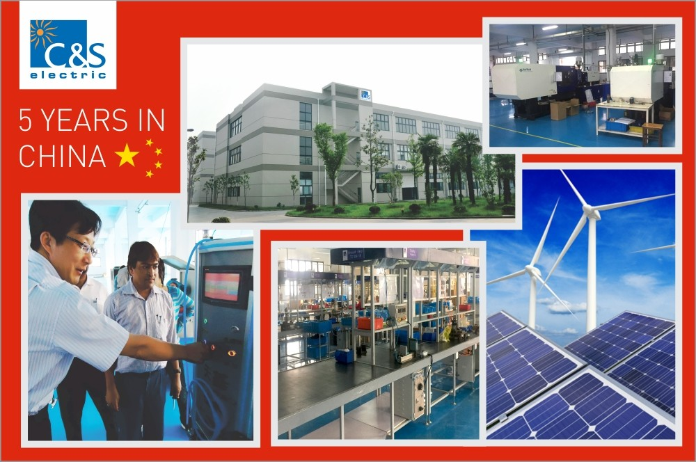 C&S Electric – 5 Years in China